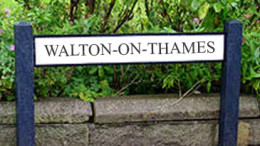 Rents in Walton on Thames rise by 2.9% in the last year
