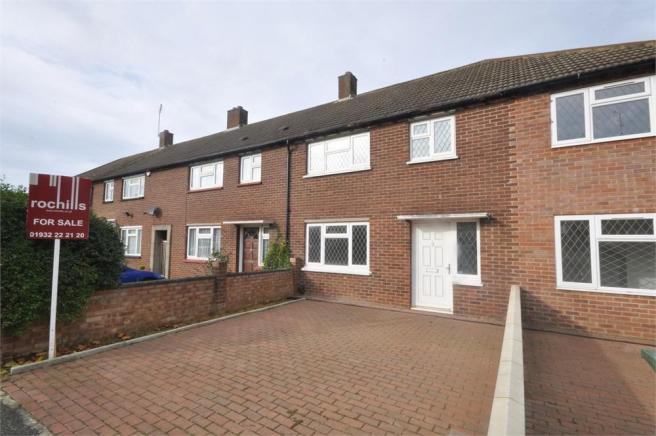 Carlton Road in Walton on Thames could make a great Buy to Let
