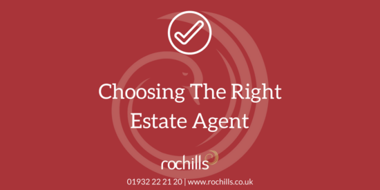 Choosing The Right Estate Agent